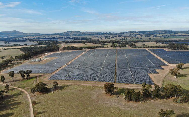Glenrowan West Solar Farm – Fully Operational!